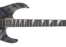 Jackson Snakeskin Soloist Guitar