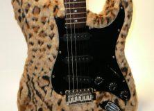 Furry Guitar