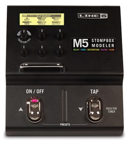 Line 6 M5 Multi Effects Pedal