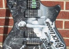 Creature from the Black Lagoon Guitar