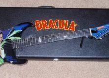 Dracula ESP Guitar