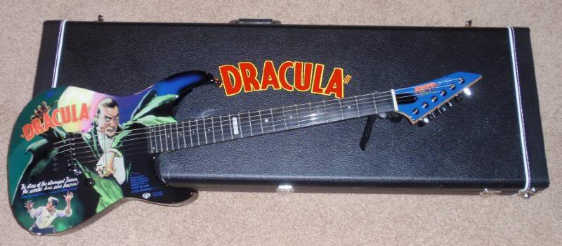 how to play dragula on guitar