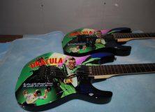 Dracula ESP Guitars