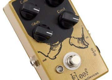 Earthquake Devices Hoof Fuzz Pedal