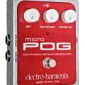 EHX Micro Pog Pedal