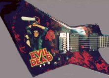 Evil Dead Guitar