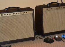 Evil Robot Amps