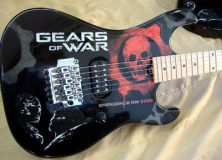 Gears Of War Guitar