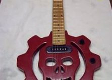 Gears Of War Omen Guitar