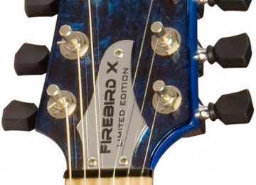 Firebird X Headstock