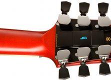 Firebird X - Back of the Headstock.