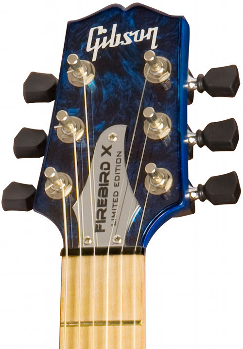 Firebird X Headstock