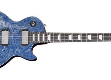 Gibson Les Paul Swirl - Blue
