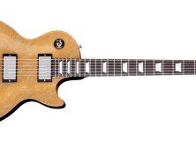 Gibson Les Paul Swirl - Gold