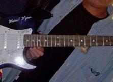 Halloween Guitar
