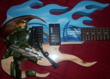 Halo Guitar