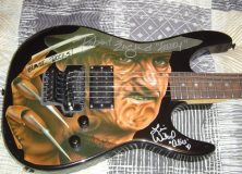 Nightmare on Elm Street Guitar