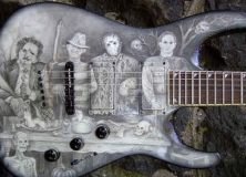 Another monster guitar