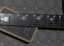 Phantasm Guitar Neck