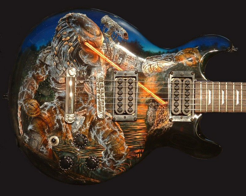 Predator Guitar
