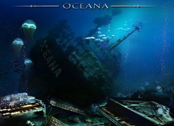 Derek Sherinian - Oceana Album Cover