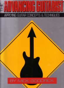 Advancing Guitarist book