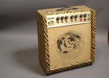 Gregory Amp 1970 - Tiger