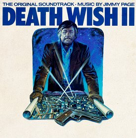 Jimmy Page - Death Wish II Album Cover