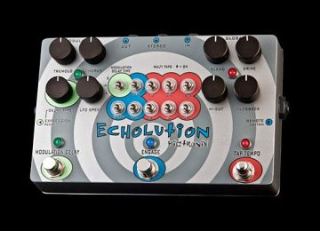 Pigtronix Echolution Delay Pedal