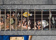 Thorn Guitars Inlay Samples #2
