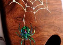 Spider Inlays