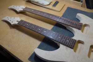 Campbell Double Neck In Progress