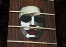 Theater mask Inlay