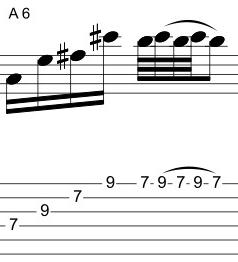 A6 Guitar