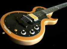T-series Electric Gypsy guitars from Teye: Radical boutique at its best