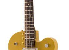 Normandy School Bus Guitar