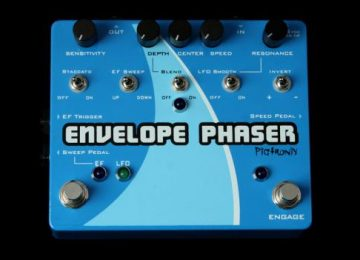 Pigtronix EP-2 Envelope Phaser