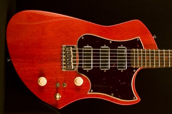 Campbell Red Transitone