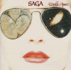 Saga - Worlds Apart Album Cover