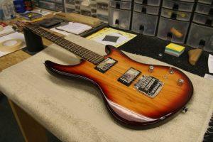 Campbell Yoichi Guitar
