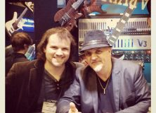 Taylor tweeted this one of Frank Gambale
