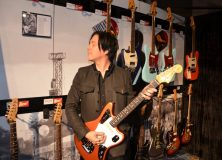 Fender's image of Troy Van Leeuwen from Queens of The Stone Age