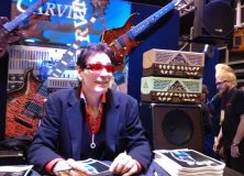 Vai with the Carvin Legacy