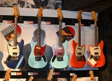 Fender Signature Mustangs