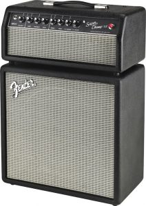 Fender Superchamp Amp And Cabinet