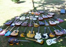 Collect Great Guitars Without The Great Cost