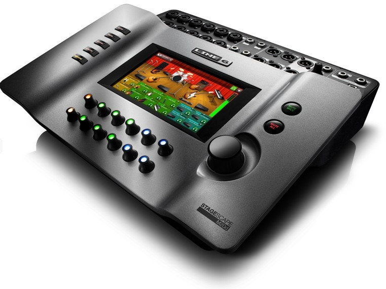Line 6 StageScope Digital Mixer