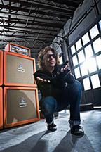 Orange Amps - Jim Root