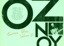 Album Review: Oz Noy Twisted Blues Volume 1