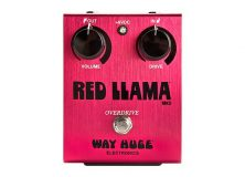 New From Jim Dunlop: Badass Modified O.D. , Red Llama, Zakk Wylde Rotovibe and More!